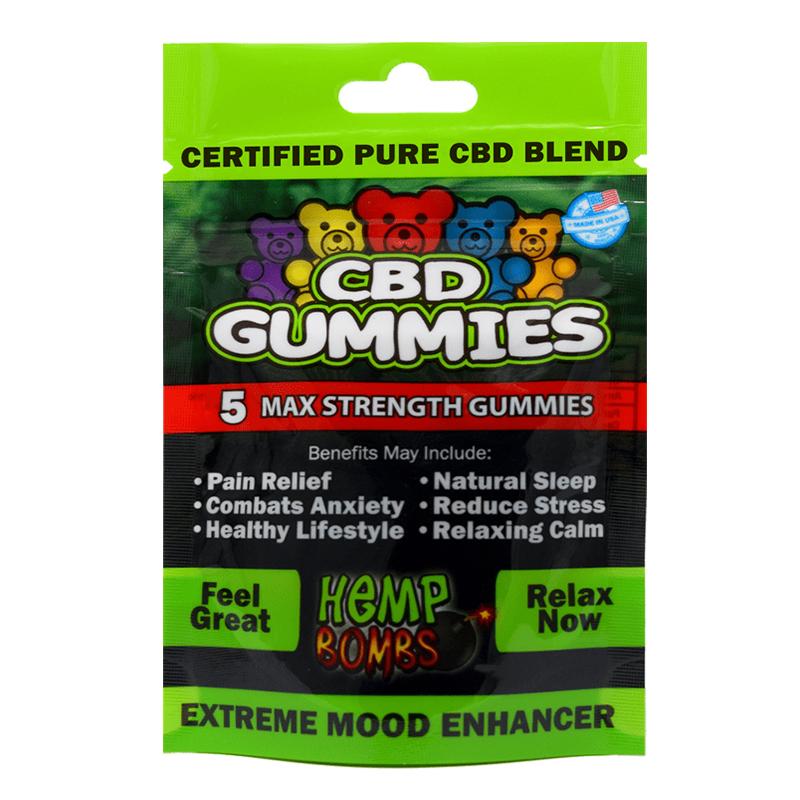 5-count gummies