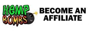 Hemp bombs - become an affiliate - banner
