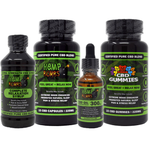 Standard All Edibles CBD Bundle