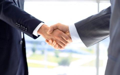 Distributors Blog Business handshake