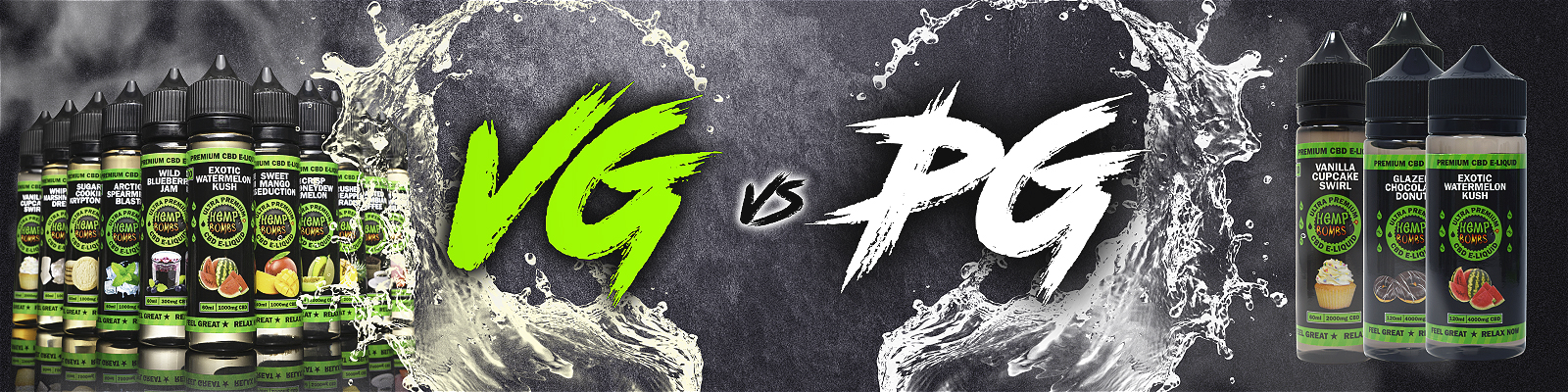 VG and PG Banner Image | VG vs. PG