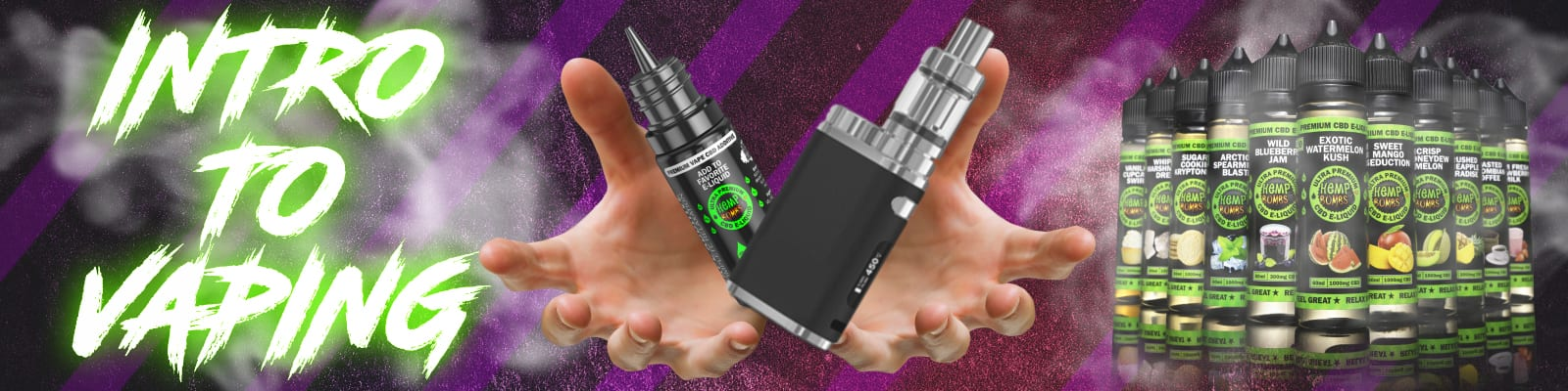 Intro to Vaping
