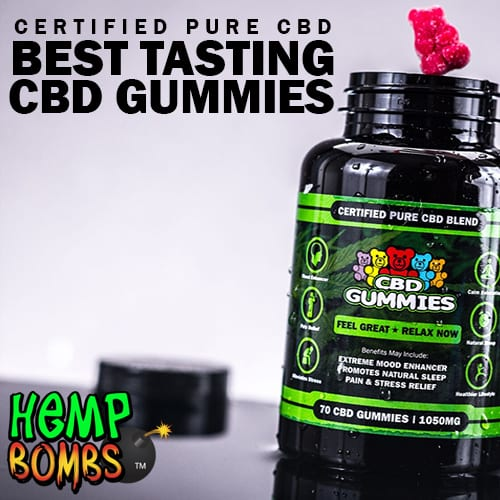 Certified Pure CBD Gummies