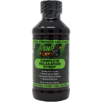 300mg CBD Relaxation Syrup