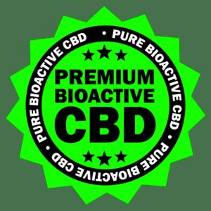 Premium cbd logo