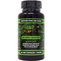 60 Count CBD Capsules Higher Potency