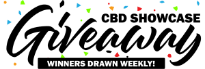 CBD giveaway logo