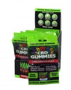cbd gummies distribution sleeve