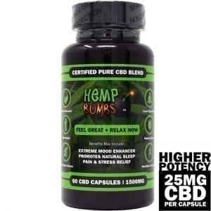 hemp bombs cbd capsules 60-capsules