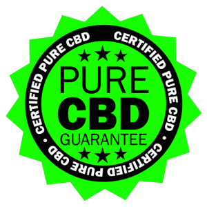 Pure CBD Products seal