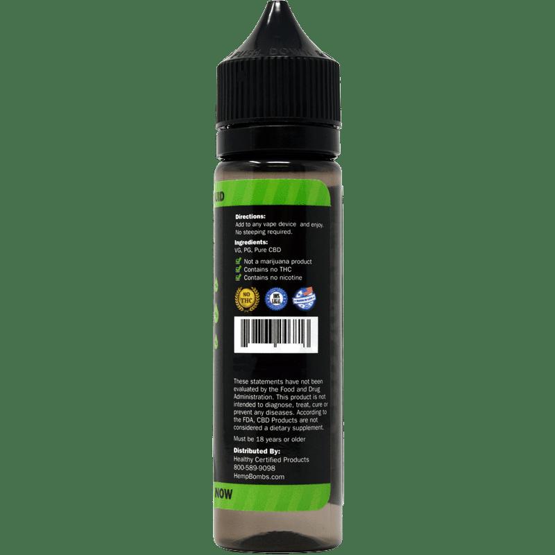 60ml 300mg CBD E-Liquid