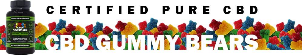 Benefits of CBD Gummy Bears