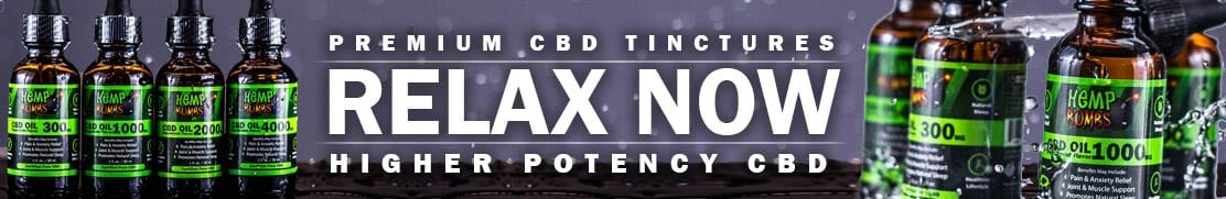 High Potency CBD Oil Hemp Bombs CBD