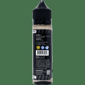 2000mg CBD E-Liquid Additive - back view
