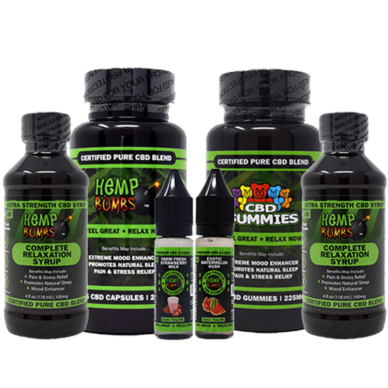 standard cbd bundle