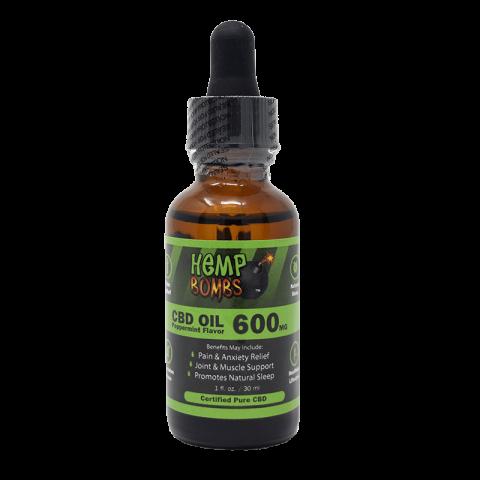 6000mg CBD Oil