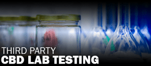 3rd Party CBD Lab Testing