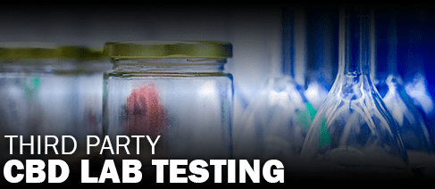 3rd Party CBD Lab Testing