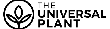 the universal plant logo