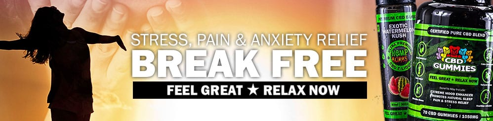CBD for Pain & Anxiety