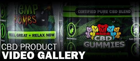 CBD Product Videos