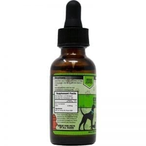 Hemp Bombs 125mg Pet CBD Oil