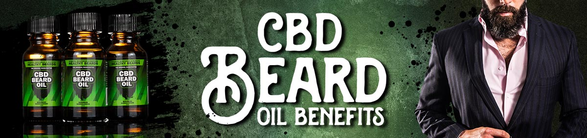 CBD Beard Oil Benefits