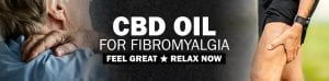 men grabbing their neck and leg in pain cbd oil for fibromyalgia
