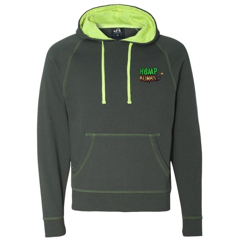hemp bombs hoodie