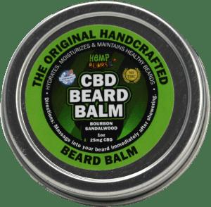 Hemp bombs cbd beard balm