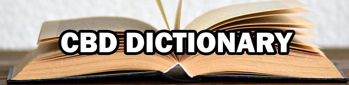 CBD Dictionary