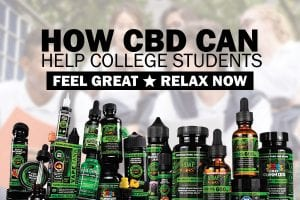 image of various Hemp Bombs CBD products and how they can help college students looking for a reasonably priced CBD product