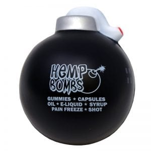 hemp bombs stress ball bomb