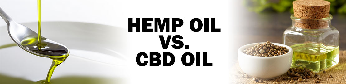 graphic details difference between cbd oil vs. hemp oil