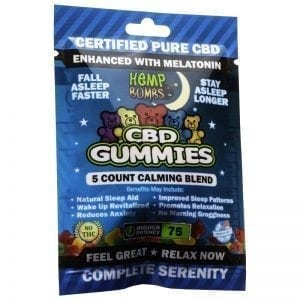 CBD Sleep Gummies Hemp