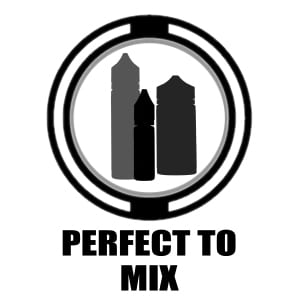 Perfect to Mix icon - vape product graphics