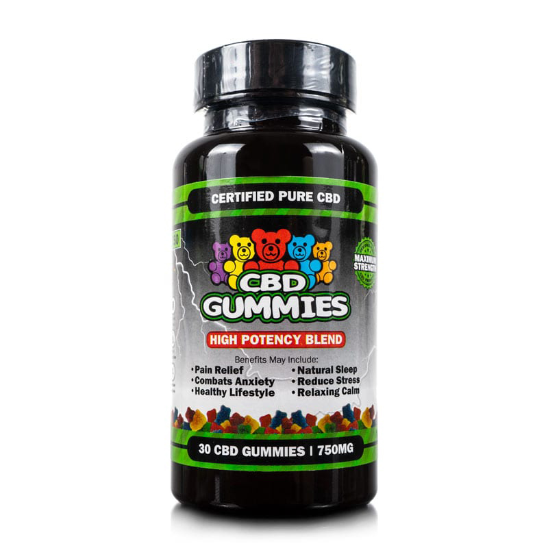 30-count hp cbd gummies
