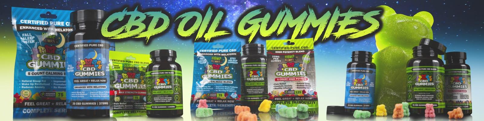 CBD Oil Gummies