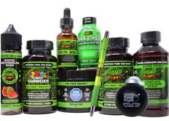 CBD Products Premium Bundle Hemp Bombs