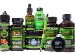 CBD Products Premium Bundle Hemp Bombs