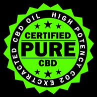 Certified Pure CBD Products Hemp Bombs