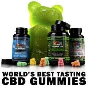 Best Tasting CBD Gummies