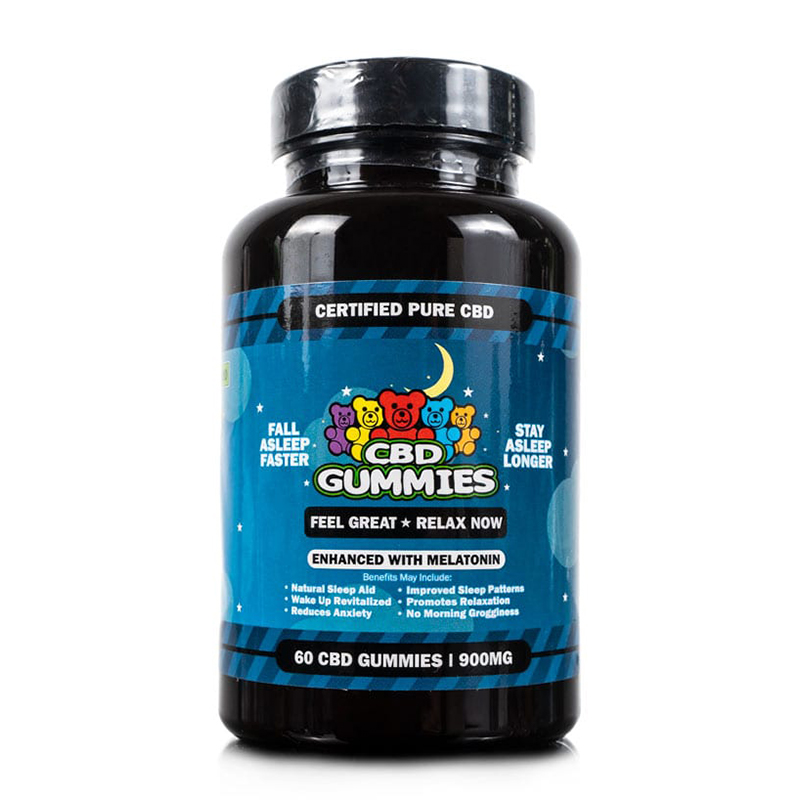 60-count sleep gummies