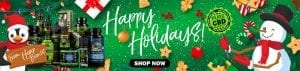 CBD Products for the Holidays