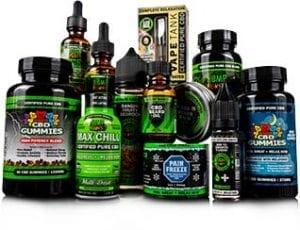Premium CBD Products - Hemp Bombs