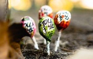 cbd lollipops from hemp bombs