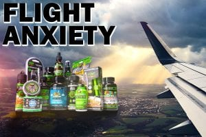 Flying with CBD Oil for Anxiety