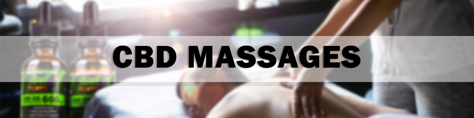 What is a CBD Massage