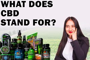 What does CBD do and stand for