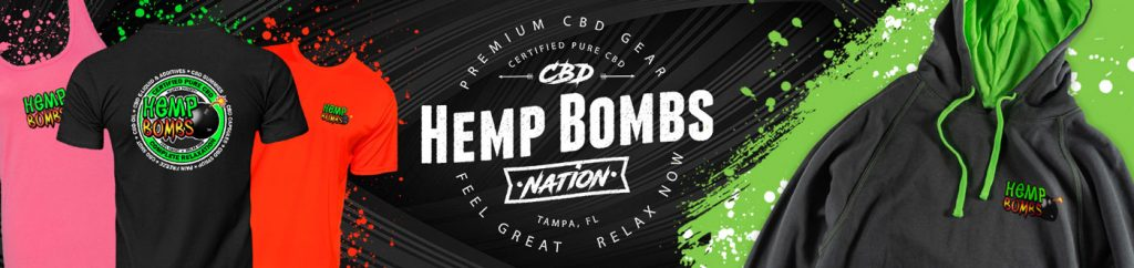 Hemp Bombs Nation